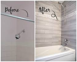 inexpensive bathroom shower wall ideas awesome 10 great and clever decorating 8 diy as well