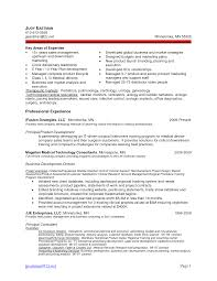 medical device s cover letter medical s representative cover letter