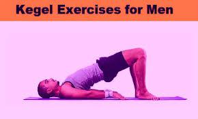 Image result for kegel exercise for men images