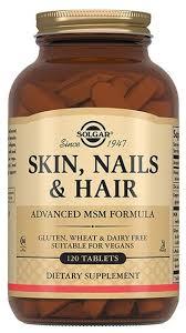<b>Солгар Кожа</b>, Ногти, <b>Волосы</b> таблетки 120 шт. — купить по ...