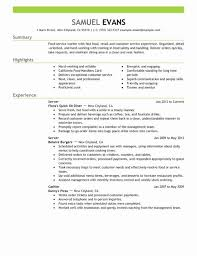 Customer Service Resume Example Delectable Fast Food Worker Resume Unique Tar Cashier Resume Example Appealing