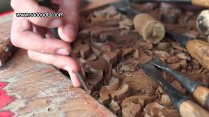 Wood Carving Patterns Amazing Wood Carving Pattern Thailand YouTube