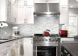 kitchen white glass backsplash. Modern Concept Kitchen Backsplash Glass Tile White Cabinets Marble Black Countertop Cabinet A