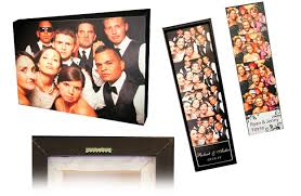 and get an oversized print on canvas that wraps around a wooden frame this makes the masterpiece you created in the booth a real work of art