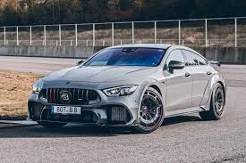 One for each front wheel, one linked to the crankcase, and one in the turbocharger itself. Brabus Rocket 900 Mercedes Amg Gt 63 S One Of Ten Hypebeast