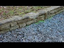 how to lay out gravel landscaping landscaping basics
