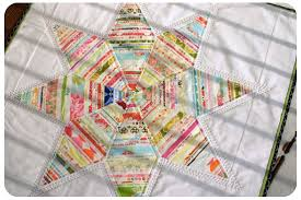 Sewing with Selvages: Waste Not, Want Not. A Sewing Tutorial & star quilt Adamdwight.com