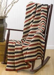 Easy Crochet Afghan Patterns Stunning Easy Afghan For Him FaveCrafts