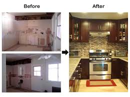 Kitchen Remodeling Before And After Kitchen Remodels Before And After Designs Design Ideas And Decor