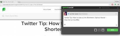 Guide to URL Shortening for Social Media   Sprout Social