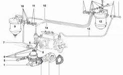 fiat long utb 3 cylinder fuel system fiat tractor engine fiat long utb 3 cylinder fuel system pertaining to fiat tractor parts diagram