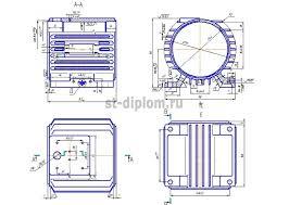 Дипломные работы по технологии машиностроения заказать и купить  Механическая обработка детали Станина 950 01 00 01 · Дипломный проект