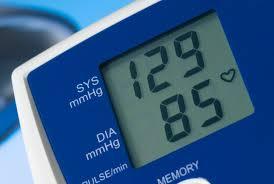 Ranges For Abnormal Blood Pressure