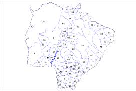 List of municipalities in Mato Grosso do Sul - Wikipedia
