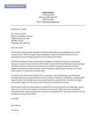 Unsolicited Cover Letter Resume Example Of Application Format For