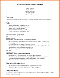 Public Health Resume Sample resume skills list sow template 87