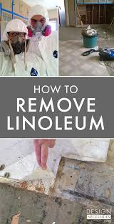 how to remove vinyl and linoleum flooring yliving