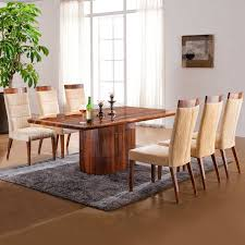 elegant costco dining room table crafted of wood in high gloss finish glossy wood costco