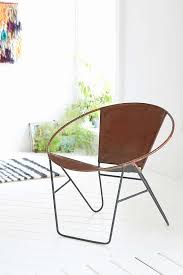 chair urban outfitters. slide view: 1: jax leather + wire chair urban outfitters l