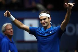 Laver Cup Chicago Seating Chart Roger Federer Reacts To Laver Cup Becoming An Annual Event