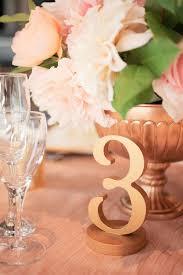 freestanding table numbers 417 best weddings table numbers images on