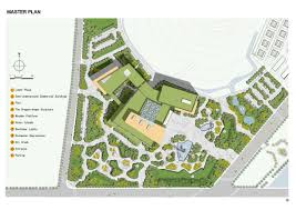Commercial Landscape Design Plans Qinglongshan Cultural Plaza By Atelier Dyjg Landscape