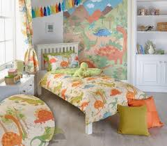 dinosaur bedding set by little big cloud