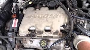 99 Grand Am strange engine noise 3.4l 3400 loose rocker arm - YouTube