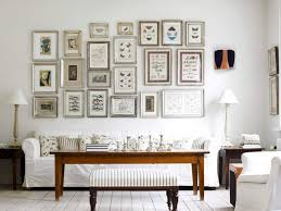 White Couch Living Room Decorative Living Room Wall Ideas With Classic White Couch And