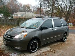 060892 2004 Toyota Sienna Specs, Photos, Modification Info at ...