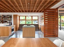 wood floors in modern kitchen. concrete kitchen flooring wood floors in modern n