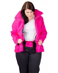 brooklyn womens plus size ski jacket plus snow plus size snow gear