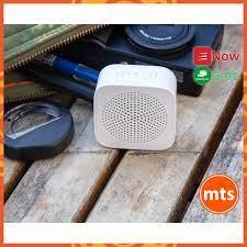 Loa Bluetooth Mini Xiaomi 2020 XiaoAi bỏ túi mang theo tiện lợi âm thay  hay- Minh Tín Shop - Loa