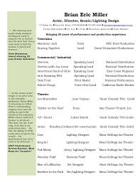 Performance Resume Mesmerizing How To Make A Performance Resume Canreklonecco