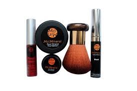 momineral makeup dedicated to dark skinned women in uk