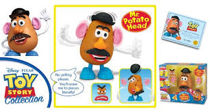 mr potato head toy story collection. Wonderful Potato Mr Potato Head  Toy Story Collection The Collection Is The  Most Movieaccurate Line Of Figures To Date Currently Being Created By  On Mr
