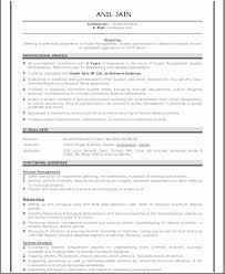 Resume format for Desktop Support Engineer New Desktop Support Resume Sample]  Support Technician Resume Desktop