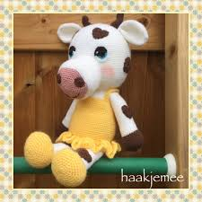Crochet Cow Pattern New Inspiration