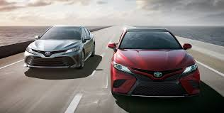 Toyota Launches All New Camry Design in 2018 - Lia Cars Blog