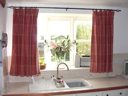 kitchen window curtains and treatments for curtains for kitchen window above sink big