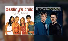 Aria Charts 2000 This Week In 2000 Aria Charts