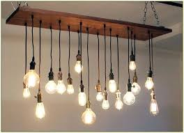 vintage bulb chandelier and vintage light bulb chandelier and best ideas on with diy vintage bulb
