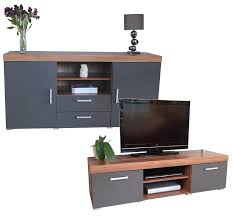 Living Room Furniture Cabinet Corona Grey Living Room Furniture Set With Coffee Table Lamp Table