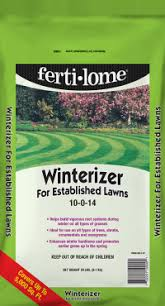 Your Last Application For The Year Fertilome Winterizer