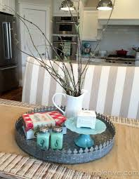 Lovable Simple Kitchen Table Decor Ideas with Best 25 Everyday Table