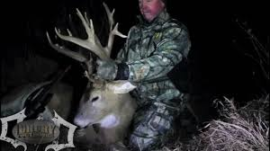 Largest whitetail deer ever killed on film - 236 2/8