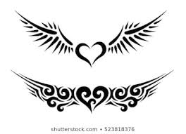 Snímky Stock Fotografie A Vektory Na Téma Tribal Tattoo Shutterstock