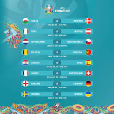 جدول مباريات اليوم اليورو 2021