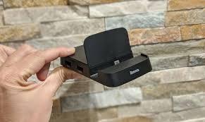 Маленькая <b>док</b>-<b>станция Baseus</b> превратит смартфон в ...