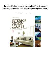 Home Interior Design Courses - Homes ABC